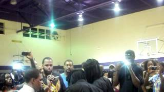 Wiley College Alpha Phi Alpha Probate  Spring 2k12