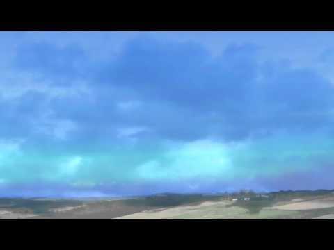 【Relaxation】 自然の風景 空雲風