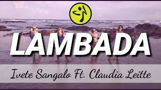 LAMBADA (Corpo Molinho) - Ivete Sangalo Ft. Claudia Leitte | ZUMBA | Prof. Patrícia Guilherme