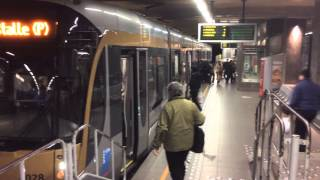 Brussels Trams and Buses (Trip to Europe)