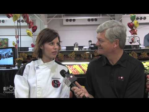 Bonnie Muirhead, Season 3 Runner Up for Hell's Kitchen - YouTube