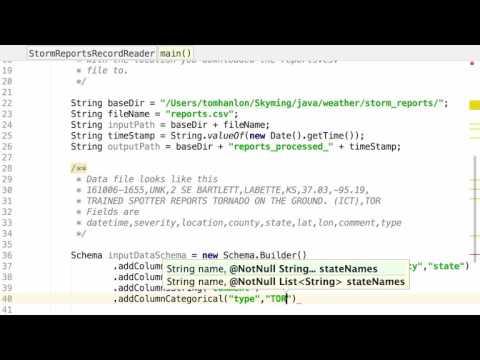 DataVec Overview | Deeplearning4j