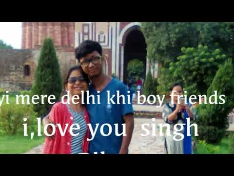 New delhi  garo video song,mp3