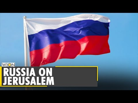 Russia On Jerusalem: City Should Become The Capital Of Israel And Palestine | World News In English
