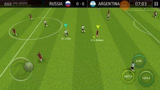 Soccer Cup 2018 Feel The Atmosphere of Russia Android Gameplay
