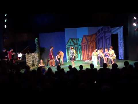 Patience by Gilbert and Sullivan (Friday Cast)