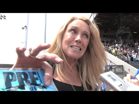 Mary Slaney at the 2009 Prefontaine Classic