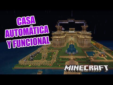Minecraft casa peque a sencilla y moderna a la vez for Mirote y blancana casa moderna