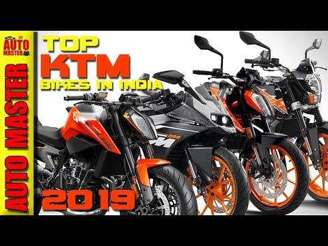 KTM Bikes India 2019 | KTM All Bikes Price List India 2019
