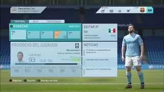 Video FIFA 16 /Como subir tu jugador al 100 en modo carrera!!! download MP3, 3GP, MP4, WEBM, AVI, FLV April 2018