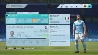 Video FIFA 16 /Como subir tu jugador al 100 en modo carrera!!! download MP3, 3GP, MP4, WEBM, AVI, FLV Juli 2018