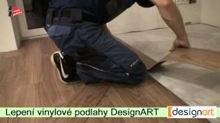 Jak připravit podklad pod vinylovou podlahu a jak správně nalepit vinylové podlahy