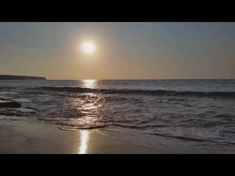 Dreamman moonrise on the beach