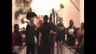 What if GOD is not Happy?!?! - Bethel No. 2 A.P. Church Mass Choir at Christ Temple Apostolic Church