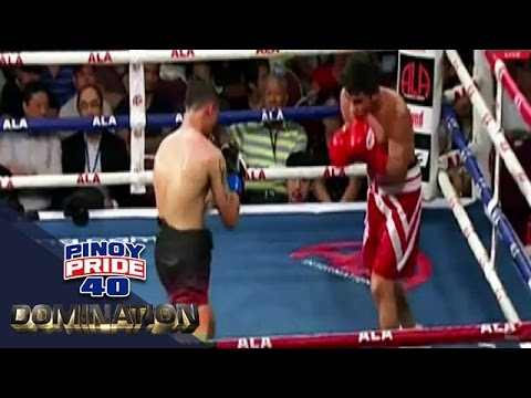 Pinoy Pride 40: Virgil Vitor vs. Michael Escobia