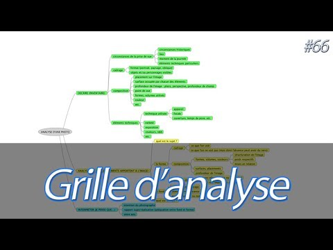 #66 grille d'analyse photo
