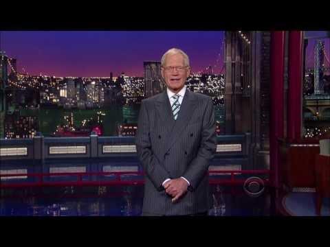 David B. Samadi, NY Robotics Expert, on Late Show with David Letterman