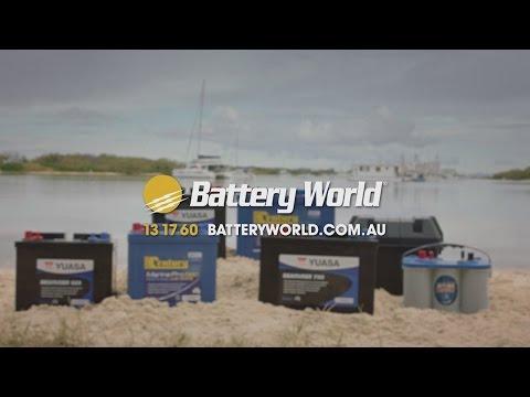 "BMBW0320 Battery World ""Marine"" 30 second TVC"