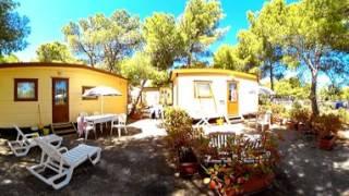 Sistemazioni - Camping Rais Gerbi a Finale di Pollina (PA),  Sicilia - Video 360