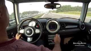 mini cooper s r56 265 hp on board test drive