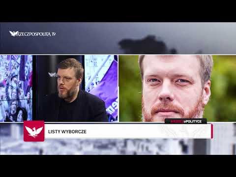 """#RZECZoPOLITYCE: Adrian Zandberg - """"Mi sztandary PPS-u nie przeszkadzają"""""""