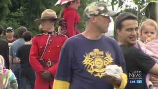 Debate over cancelling Canada Day