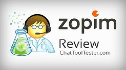 Zendesk Chat Review (Zopim): Pros and Cons of the Live Chat Tool