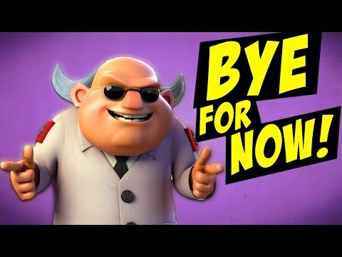 "Boom Beach ""BYE BYE MEGA CRAB!"" Stages 41-45 Event FINALE! Questions, Ideas & Update Speculation!"