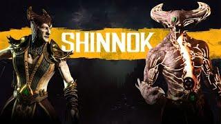 MORTAL KOMBAT 11 - SHINNOK COMING BACK AS BOSS AGAIN? - HERE
