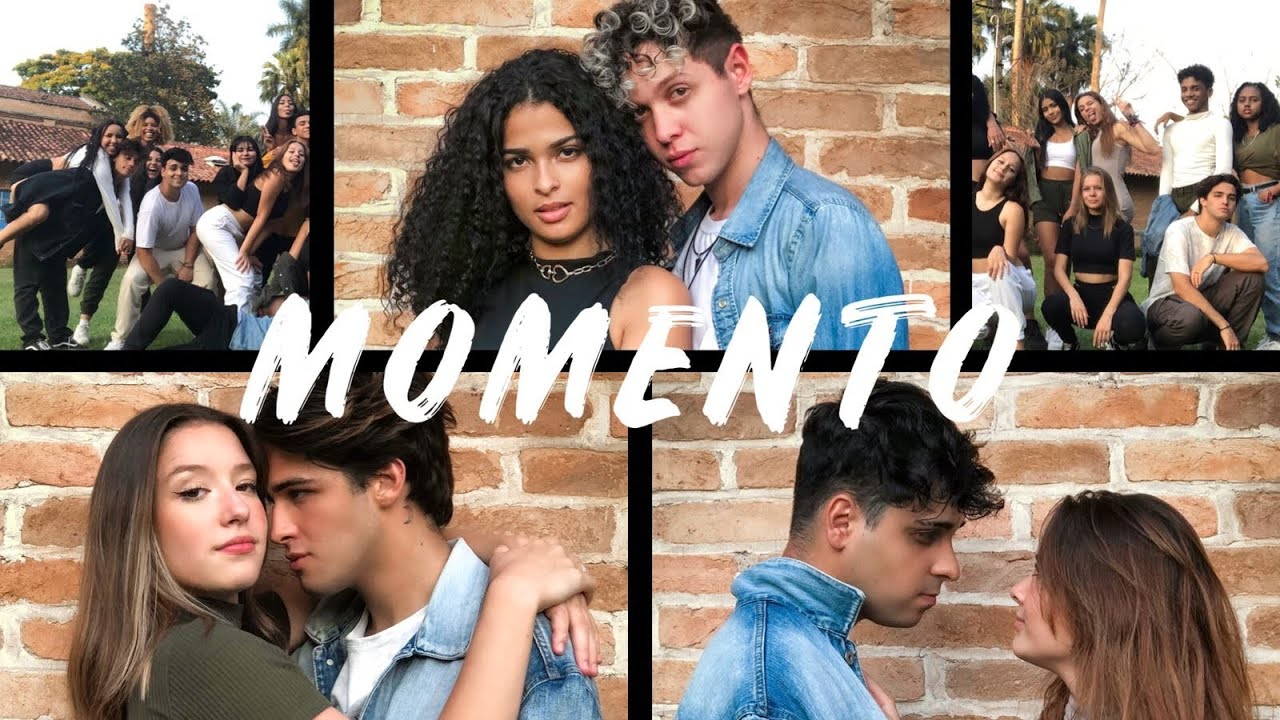 Download Momento - Now United (cover Powwer)