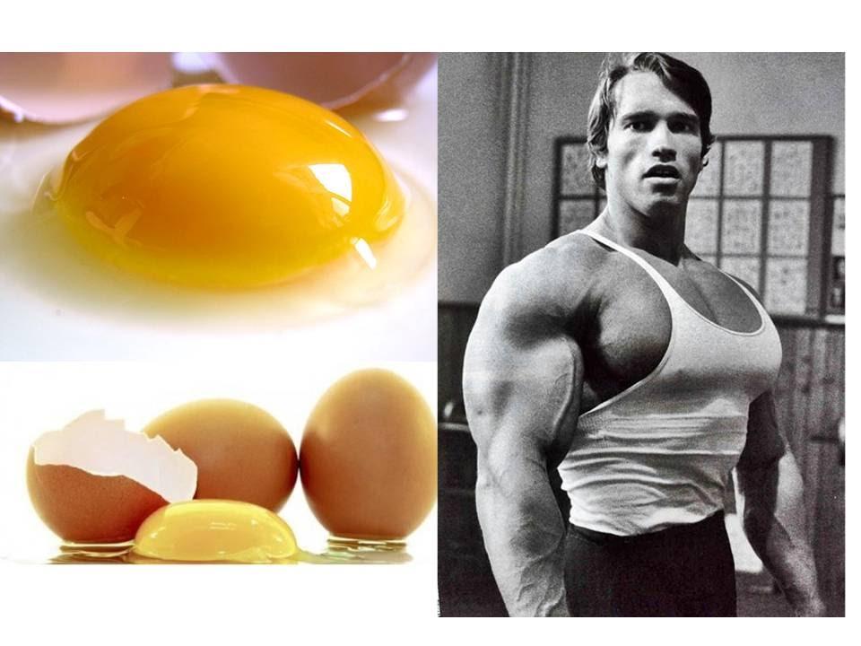 huevo crudo que es