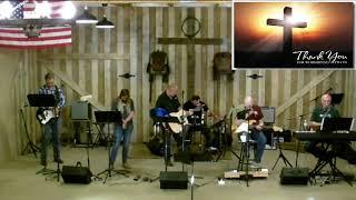 Wasatch Cowboy Church Service - 13 June 2021