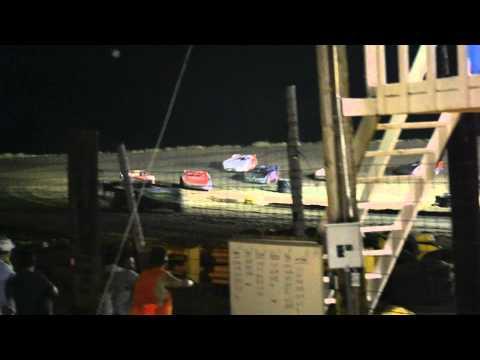 Late Model Race #80 Jeff Kroger (Full race)