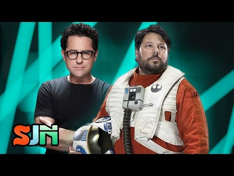 Star Wars: How Greg Grunberg Tricked JJ Abrams Into Keeping His Character Alive