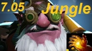 How to Jungle Sniper to a Hand of Midas in Patch 7.05 : DotA 2 Guides