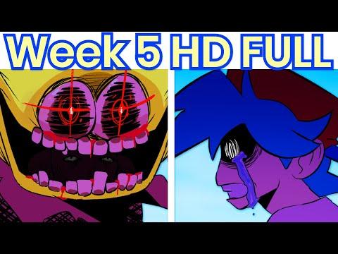 FNF HD Week