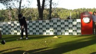 Salida Javier Ballesteros Pro-am Castello Masters 2011.m4v