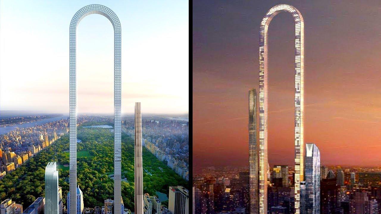 Los Edificios Más Altos Del Futuro