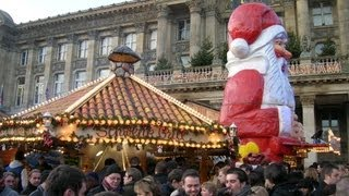 Frankfurt (german) Christmas Market At Birmingham