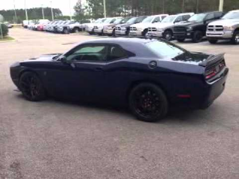 Posner Park Dodge >> 2015 Dodge Challenger - Davenport FL - YouTube