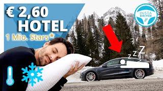Wintercamping im Tesla | S๐ ist das Schlafen im Model 3