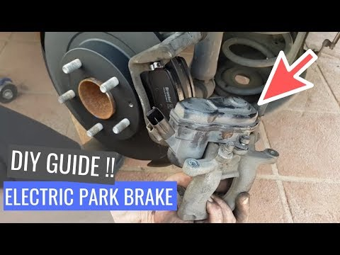 Mazda 6 Rear Brake Pad Replacement 2014-on *ELECTRIC PARK BRAKE* (FULL DIY GUIDE)
