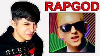 Eminem Rap God REACTION *OSF*
