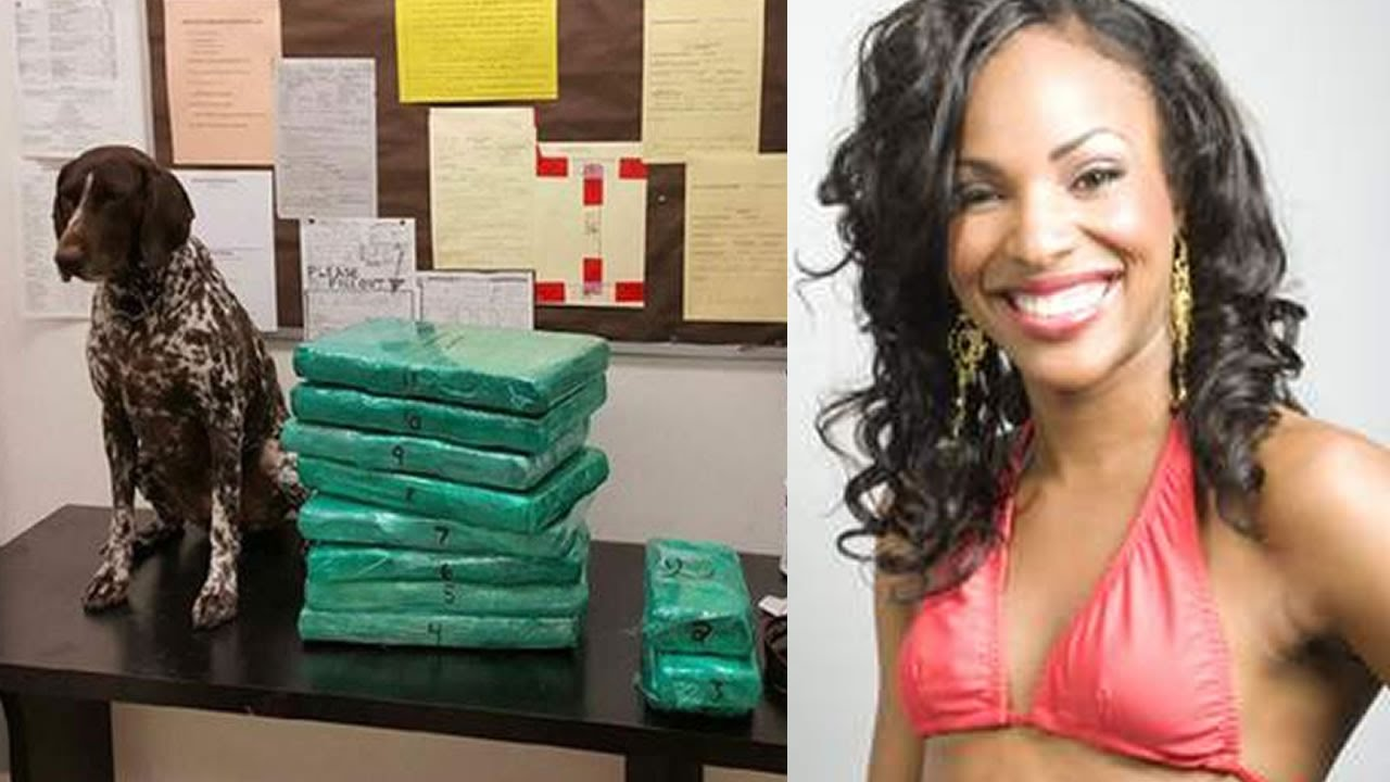 Crime: Ex-beauty queen accused of smuggling drugs into prison