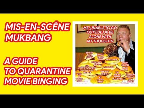 The Beginner's Guide To Quarantine Movie Binging