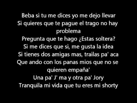 Hola Beba Remix Farruko Ft J Alvarez y Jory(Con letra)