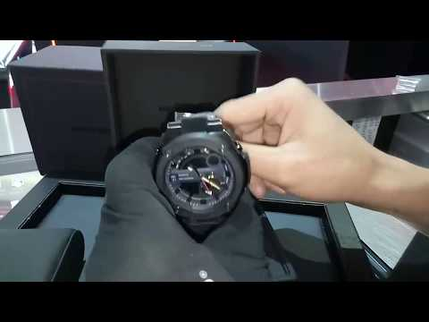 G SHOCK STEEL ROBERT GELLER LIMITED EDITIONGST 200RGB