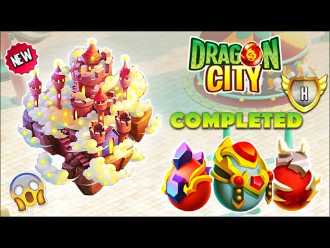 Dragon City - Hero Quest Island + All Dragons [First Looks 2021] 😱