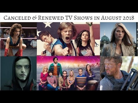 tv-shows-cancelled-&-renewed-in-august-2018-#tvnews