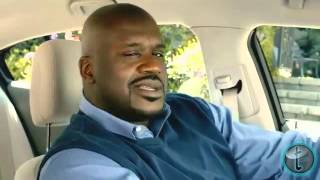 YouTube Poop: Shaquille O'Neal Doesn't Know Shit About the Buick Lacrosse
